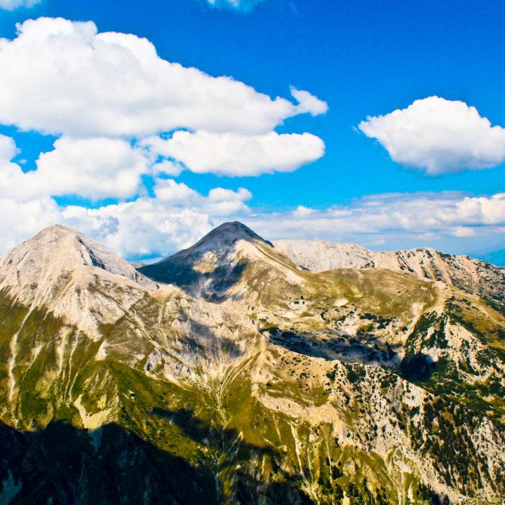 Снимка на връх Вихрен