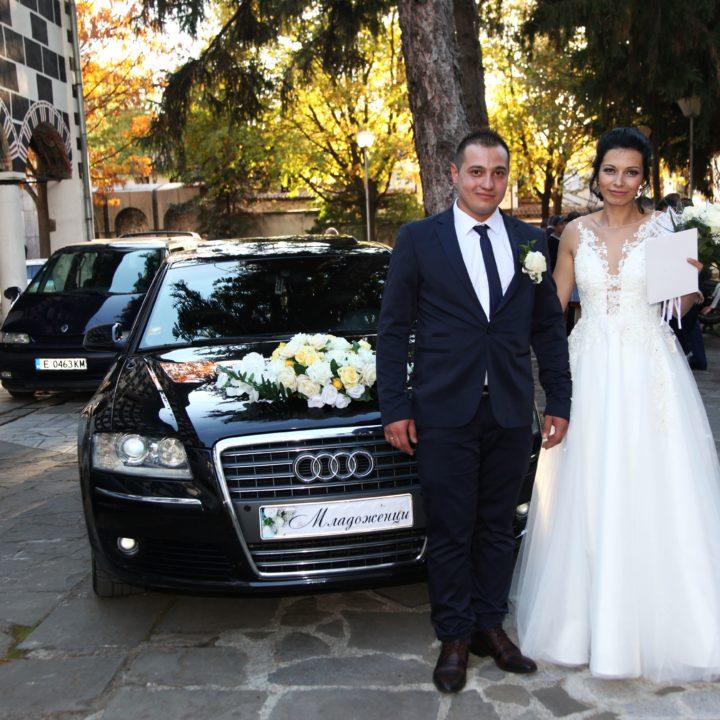 Сватбеното тържество на Петър и Деси - 27 октомври 2018