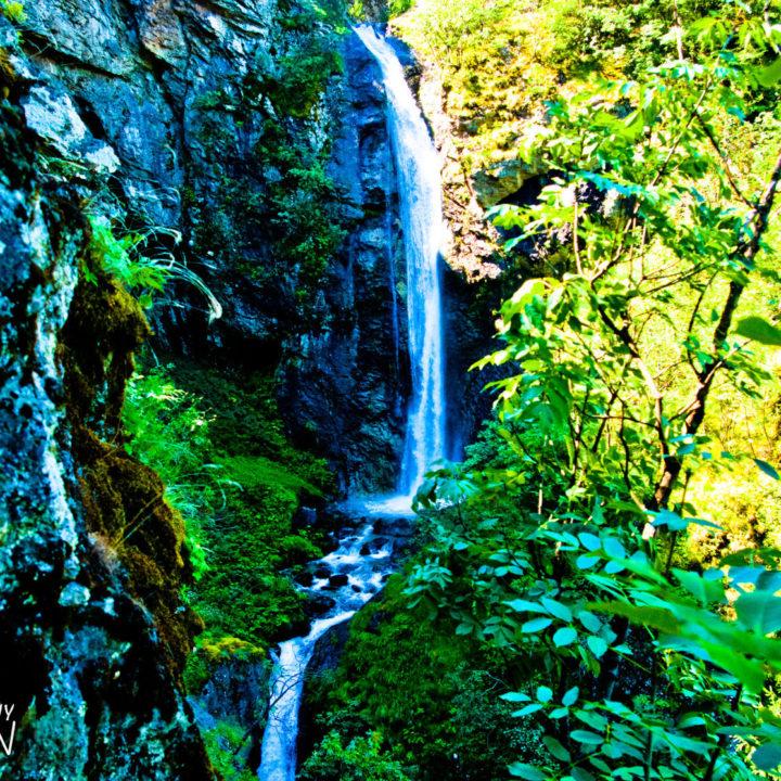Овчарченски водопад - Водопад Горица, село Овчарци, в близост до Сапарева Баня