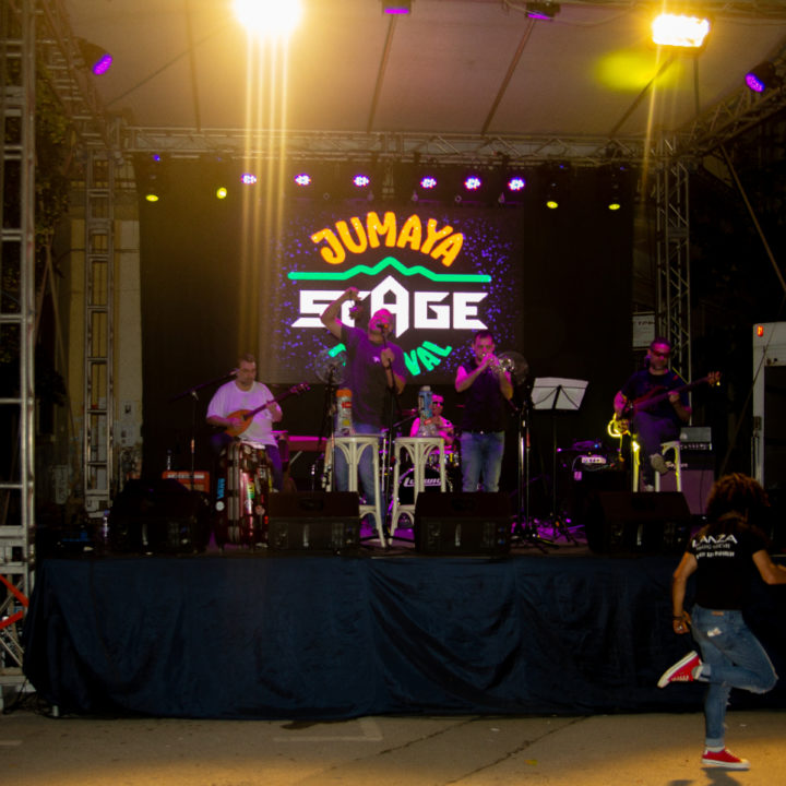 Благоевград бе домакин за поредна година на Jumaya Stage Festival